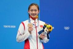中国十大游泳新星排名,张雨霏汪顺双双入榜