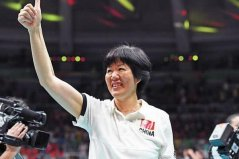 中国十大最具影响的女运动员,郎平实至名归!