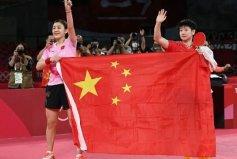中国第15金!陈梦夺得乒乓球女子单打金牌