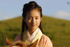 台湾十大80后女演员排行榜,安以轩仅居第四