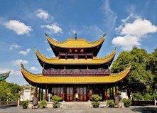 湖南十大地标建筑:岳阳楼、岳麓书院榜上有名