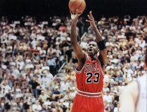 NBA五大最具天赋球星:科比上榜,乔丹实至名归