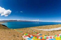 世界上海拔最高的大型湖泊,纳木错海拔高4718米