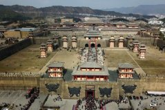 """中国十大影视基地,第一个被称为""""中国好莱坞"""""""