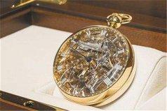 世界上最贵的手表,价值3千万美元花费40年完成