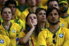 足球史上最耻辱惨败,巴西队1:7负于德国队