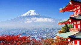 日本最热门十大旅游景点,富士山是日本民族象征