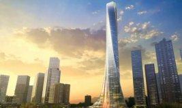 福州十大高楼排名,福州世茂108大楼高528米