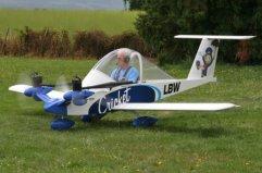 世界上最便宜的飞机,Cri-Cri飞机价格相当美丽