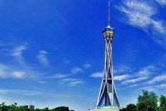 河南十大高楼排名,中原福塔高388米