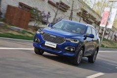 2021年6月国产SUV销量排行榜:哈弗H6夺得第一名