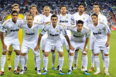 获得欧冠数最多的球队排名,皇马共获得13次冠军
