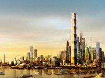 安徽十大高楼排名,第一名高达518米