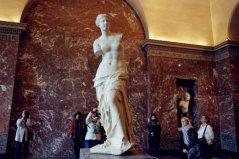 世界十大最著名的人体雕塑,断臂维纳斯上榜