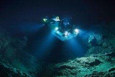 海底最深处有多深多少米?最深处达11034米