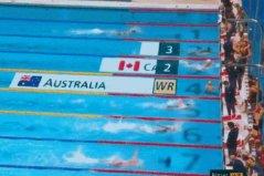 东京奥运会首个世界纪录诞生,澳大利亚创造新纪录