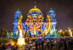 国际最有名的八大灯光节,绚烂的夜晚美轮美奂!