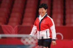 东京奥运会最大年龄运动员:58岁的倪夏莲