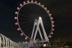 深圳十大打卡拍照点:第一名是湾区之光摩天轮