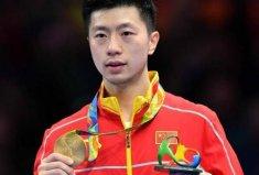东京奥运会十大著名乒乓球运动员:马龙排名榜首