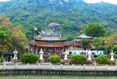 福建十大著名寺庙:厦门南普陀寺排名第一