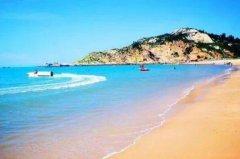 福建看海10大最美海滩,白城沙滩榜上有名