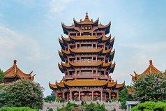 武汉十大城市名片排名,黄鹤楼当之无愧排榜首