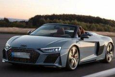 奥迪十款最贵的车,奥迪R8售价高达200多万