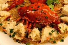 泉州十大名菜:油焗红蟳、姜母鸭上榜