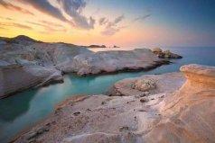 全球十大冷门岛屿:希腊的米洛斯岛上榜