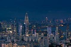 中国经济高质量发展十大城区,深圳南山区排第一