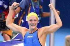 十大游泳世界纪录女子保持者,刘湘上榜位列第四