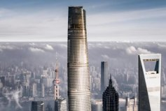 上海十大最高的摩天大楼:东方明珠居第三,第一名高632米