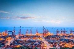 世界吞吐量最大的港口排名前十:上海港位居榜首