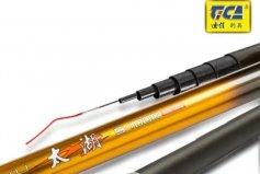 中国十大知名鱼竿品牌排名:法莱FL上榜