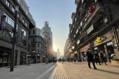 中国十大商业步行街:厦门中山路上榜,上海南京路位居第一