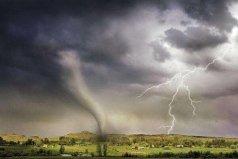 破坏力最强的龙卷风,场面犹如灾难大片