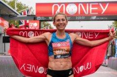世界十大马拉松跑得最快的女运动员:科斯盖排榜首