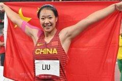 中国女子标枪奥运金牌零的突破,刘诗颖获得中国第36金!