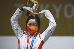 东京奥运会上的十大中国新星:杨倩、全红婵上榜