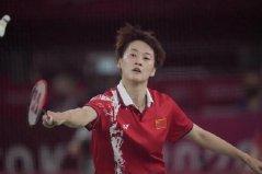 东京奥运会羽毛球女单冠军,陈雨菲获得中国第24金!