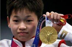 第33金!14岁全红婵女子10米跳台夺冠