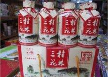 桂林正宗土特产前十名,桂林三花酒排名第一