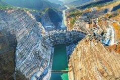 世界上最聪明的大坝:溪洛渡水电站开创智能大坝先河