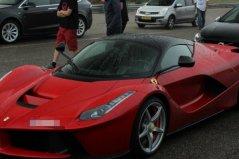 法拉利十款最贵的车,法拉利LaFerrari排榜首
