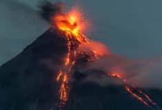 地球历史上最大的火山爆发:坦博拉火山造成71000人遇难