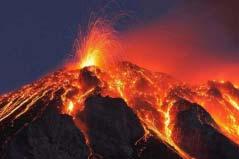 世界上著名的火山爆发事件:维苏威火山上榜