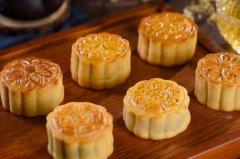 中秋节不可错过的十大传统美食:月饼位居第一