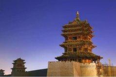 中国最高的十大古建筑:布达拉宫仅居第二,第一永宁寺塔