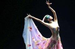中国十大著名女舞蹈家:金星上榜,第一是杨丽萍